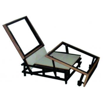 Метална Конструкција за Фотеља за Двосет GM263